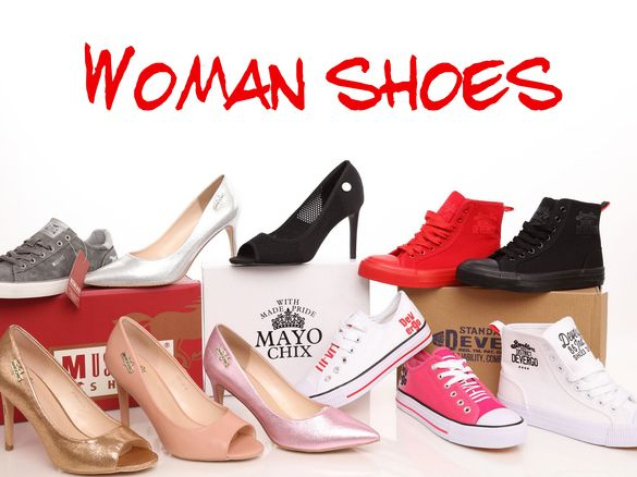 Woman Shoes